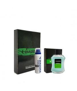 Confezione Diadora Green...